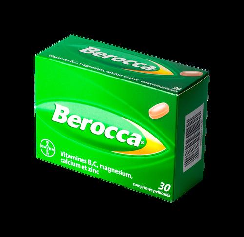 BEROCCA BOITE/30 Comprimés