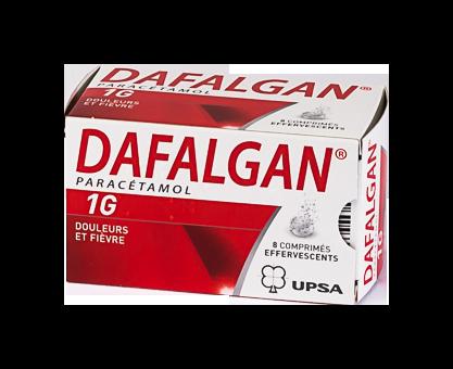 DAFALGAN 1 gramme Comprimés effervescents