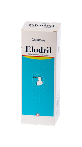 ELUDRIL COLLUTOIRE