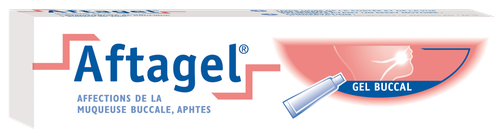 AFTAGEL GEL BUCCAL TUB 15ML