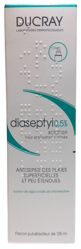 DIASEPTYL 0,5% SOL FL PULV 125ML