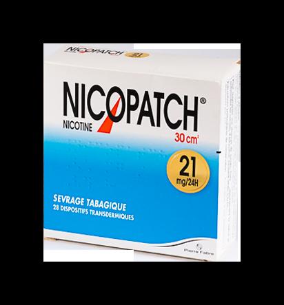 NICOPATCH 21MG/24H D/TRANSD 28