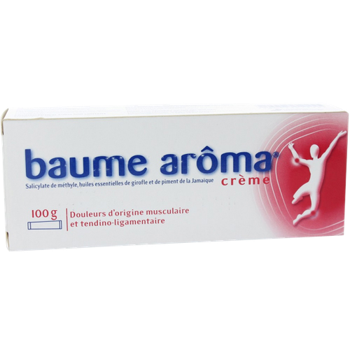 BAUME AROMA CR TUB 100G