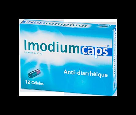 IMODIUMCAPS 2MG 12 GELULES