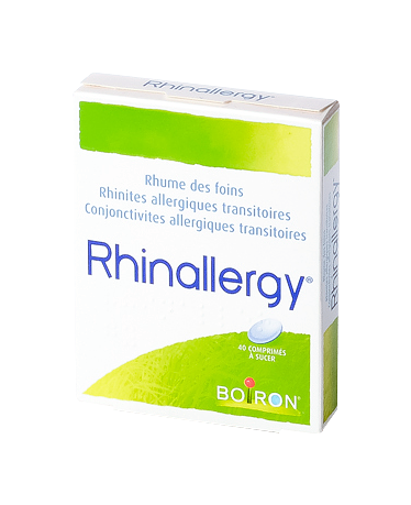 1 RHINALLERGY  40 comprimés