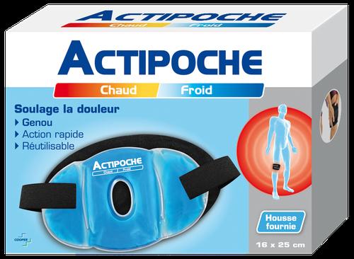 ACTIPOCHE GENOU 16X25 CM
