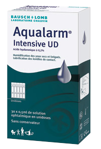 AQUALARM UP INTENSE UNIDOSE 0,5ML X 30