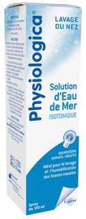PHYSIOLOGICA SPRAY NASAL ISOTONIQUE 100ML