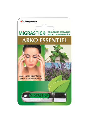 MIGRASTICK HLE ESS STICK 3ML