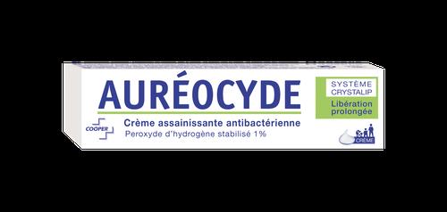 AUREOCYDE COOPER CREME TUBE 15 G