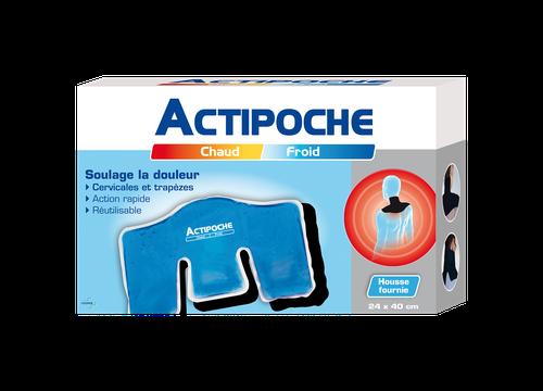 ACTIPOCHE COUS CER/TRAP 24X40CM