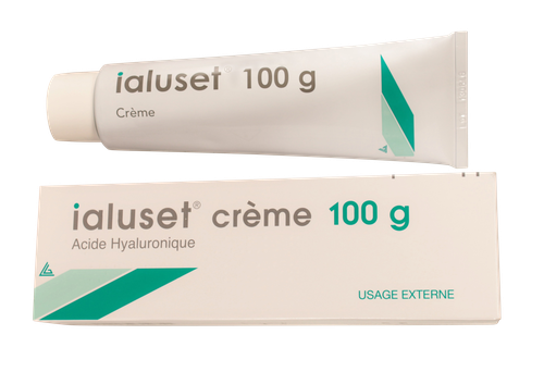 IALUSET CR TUB 100G