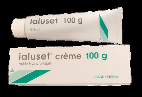IALUSET CR TUB 100G