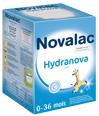 NOVALAC HYDRANOVA POUDRE 6,5G SACHET 10
