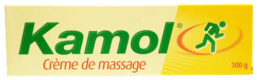 KAMOL CR MASSAGE TUB 100G