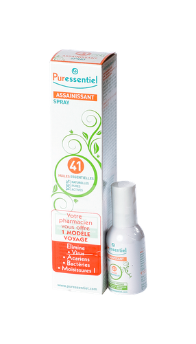 PURESSENTIEL SPRAY/AS 41H 200ML