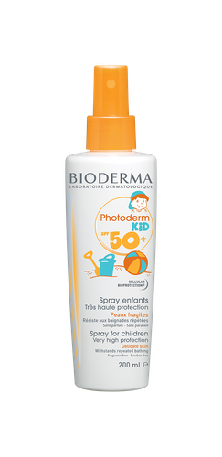 PHOTODERM KID SPF50+ SPRAY 200ML