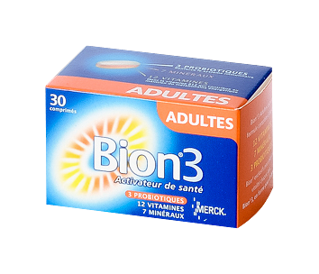 BION-3 CPR ADULTE 30