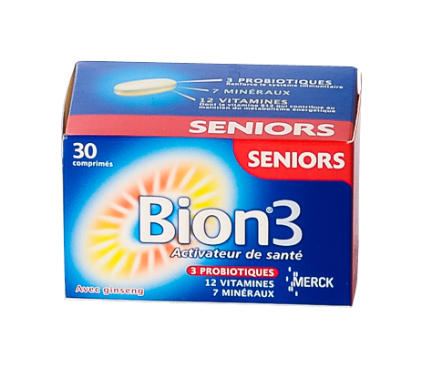 BION 3 SENIOR CPR 30