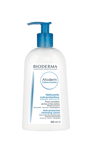 ATODERM CREME LAVANTE 500ML