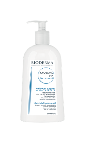 ATODERM PP GEL MOUSS SURG 500ML