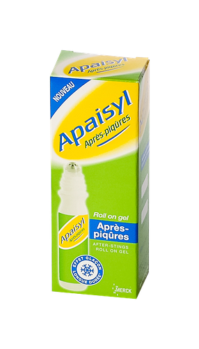 APAISYL APRES PIQURE ROLL ON 15ML