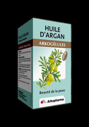 ARGAN ARKOGELUL HUILE CAPSULES 60