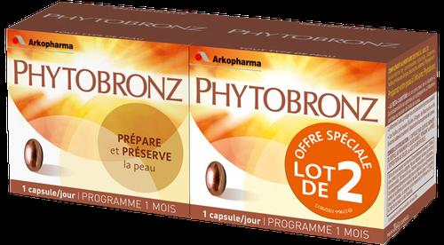 PHYTOBRONZ LOT DE 2x30 CAPSULES