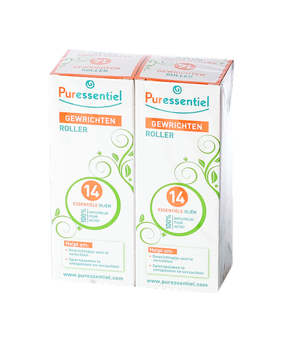 PURESSENTIEL DUO ARTICULATION ROLLER 2X75ML