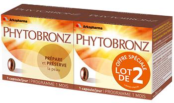 PHYTOBRONZ CAPSULE 30 X2