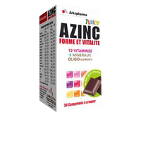 AZINC FORM/VITAL JUN CPR CHOC30