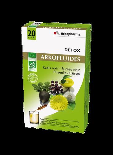 ARKOFLUIDE DETOX BIO AMP20