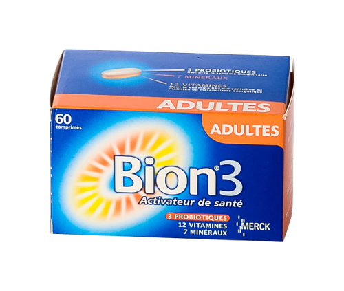 BION-3 CPR ADULTE 60