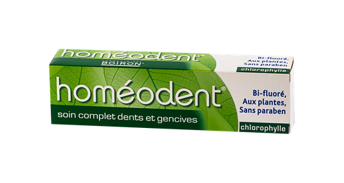HOMEODENT DENTIFRICE SOIN COMPLET 75ML