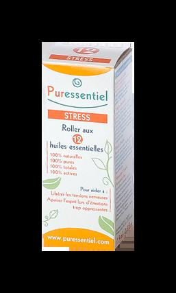 PURESSENTIEL ROLLER STRESS