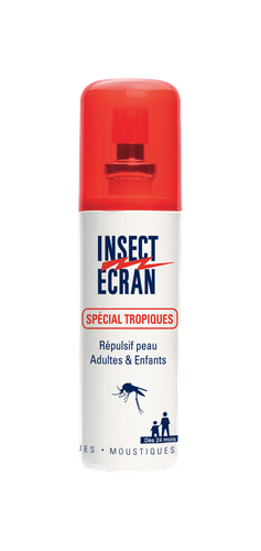 INSECT-ECRAN PEAU TROPICAL 75 ML
