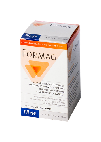 FORMAG COMPLÉMENT ALIMENTAIRE COMPRIMÉ 90