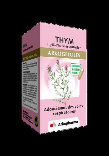 Pharmacie cl ment thionville thym arko gelules boite de 45 - Quand ramasser le thym ...