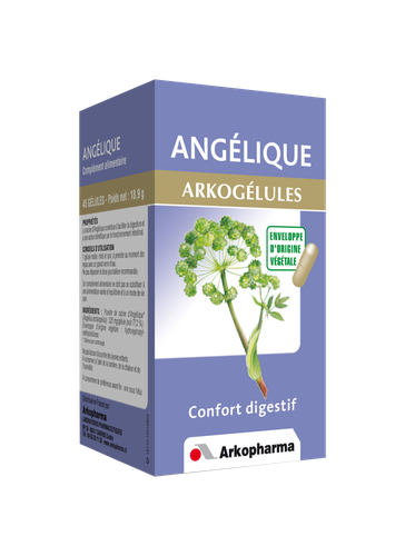 ANGELIQUE ARKOG 45 GELULES 325MG