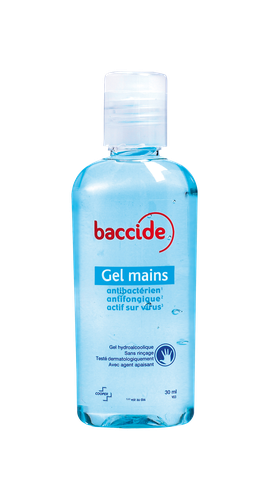BACCIDE GEL MAIN SANS RINCAGE 30ML