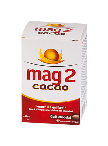 MAG 2 CACAO A CROQUER CPR60