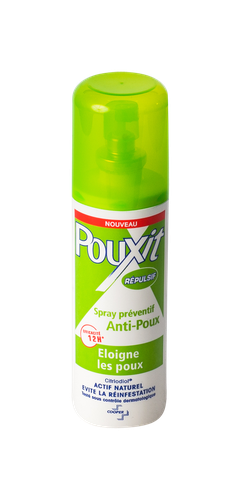 POUXIT REPULSIF ANTI-POUX SPR75ML