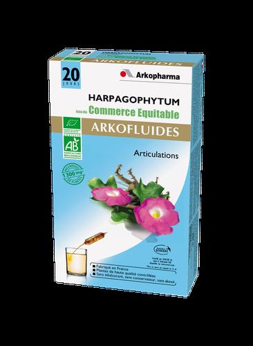 ARKOFLUIDE HARPAGOPHYTUM BIO AMP20