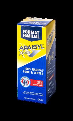APAISYL XPERT A/POUX A/LENTE 200ML
