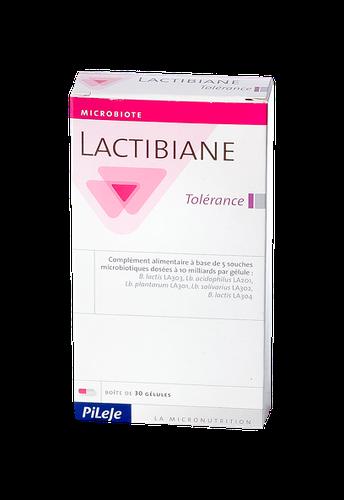LACTIBIANE TOLERANCE 30 GELULES