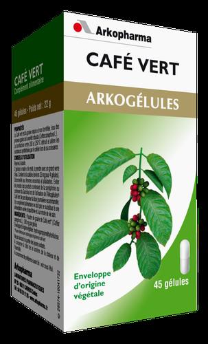 ARKOGELULES CAFÉ VERT GELULE