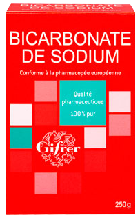 Bicarbonate de sodium - 250 g
