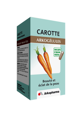 CAROTTE 480MG ARKOGELULES 45