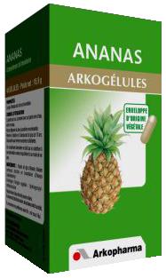 ANANAS 400MG ARKOGELULES 150