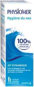 PHYSIOMER SOLUTION NASALE JET DYNAMIQUE 135ML